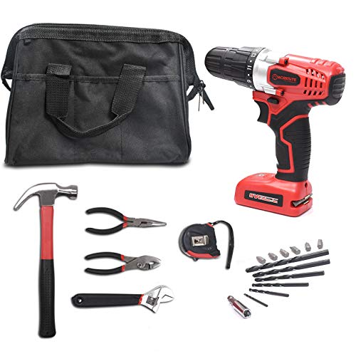 WORKSITE 8V Cordless Drill Driver Household Tool Drill Proje