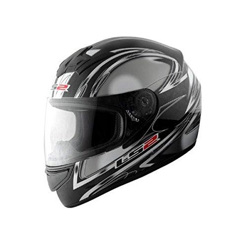 [해외] MHR LS2 BLAST(blast) 풀 페이스 헬멧 다이아몬드 블랙 L