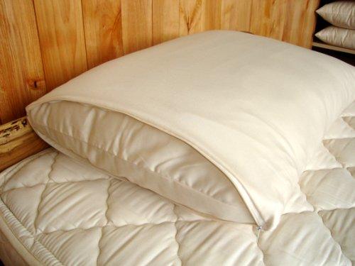Holy Lamb Organics Zippered Pillow Cover - (Organic Pillow Cover)