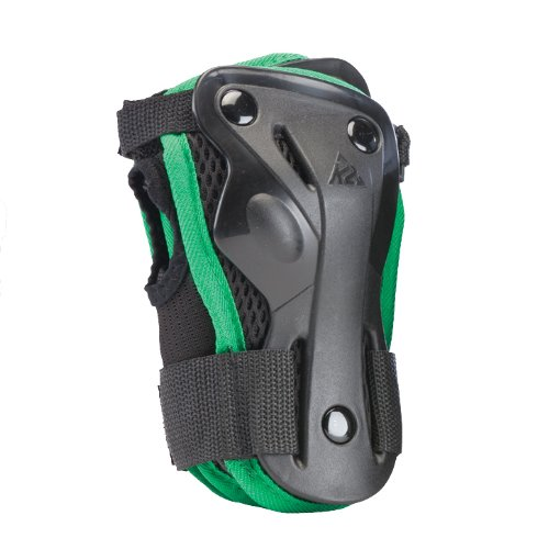 Coolmax Wrist Guard (K2 SPORTS Men's Mach Skating 2012 Wrist Guard (Small))