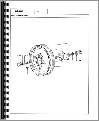 ford 340b parts - 6