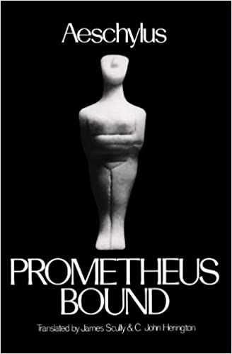 Prometheus Bound (Greek Tragedy in New Translations)