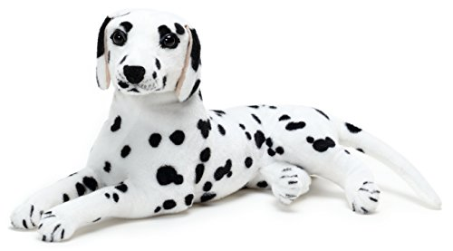 VIAHART Deb The Dalmatian | 20 Inch Stuffed Animal Plush | by Tiger Tale Toys -