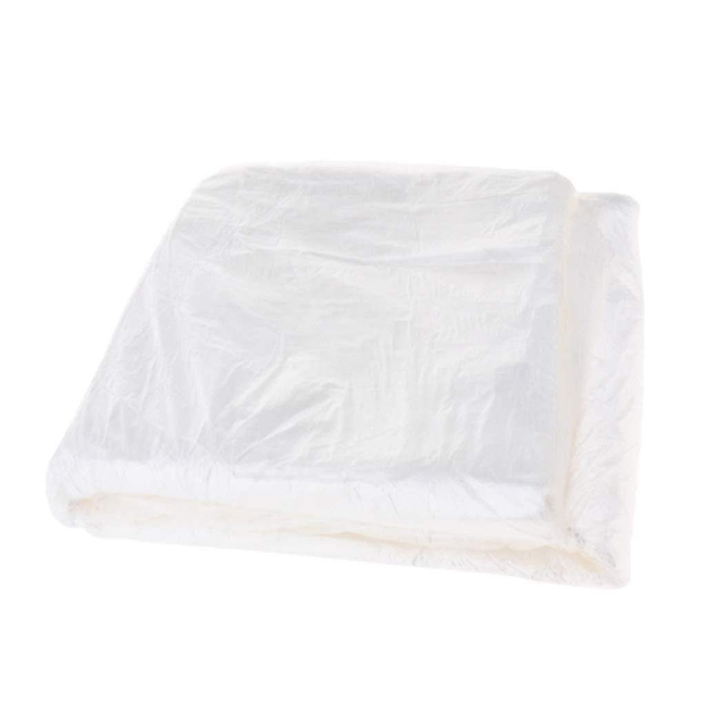 90Pcs/1 Bag Disposable Foot Soaking Tub Liner Bath Basin Bags for Foot Care Pedicure Salon, 65 x 75cm by CUTICATE