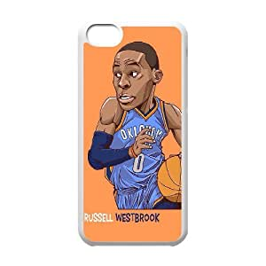 Personal design Phone Case Basketball Star For iPhone 5C LJS3302