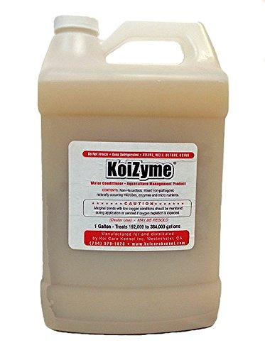 KoiZyme Gallon by Koi Care Kennel