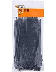 Cable Ties Black 4 x 250millimeter