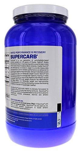Gaspari Nutrition Glycofuse 1560g, Unflavored, 3.4 Pound by Gaspari Nutrition (Image #4)