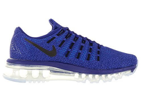 Nike Air Max 2016 (Gs), Zapatillas de Running para Niños Azul / Negro (Dp Ryl Blue / Blck-Rcr Bl-Pht Bl)