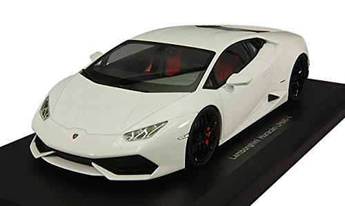 Lamborghini Huracan LP610-4, white