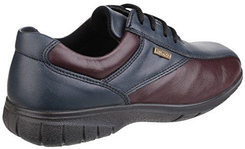 Cuir Multicolore Cotswold En Salford Chaussures Femme 1BBO0qZn