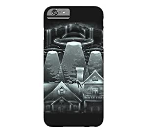 Abduction iPhone 6 Plus Black Barely There Phone Case - Design By FSKcase?