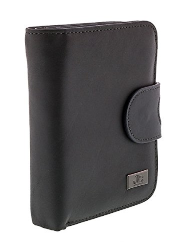 Jacky&Celine J33-001 GRIGIO Grey Multifunction Compact Wallet for womens - Celine Wallet