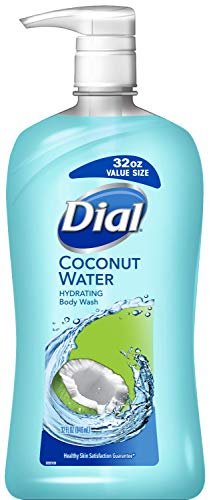 Dial Body Wash, Coconut Water, 32 Fluid Ounces