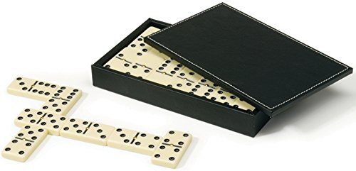 Mainstreet Classics Traditional Domino Game Set