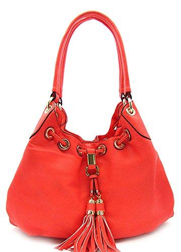 61499 Mylux Connection Women Fashion Hobo Style Handbag CR