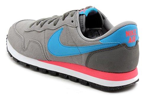 Nike Men's Air Pegasus 83 Ltr Dust/Lt Blue lacquer/Dk Pewter Running Shoe 8.5 Men US