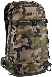 Burton Sidehill 18L Backpack, Martini Olive Terra Camo, One Size