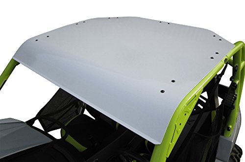 Turnkey UTV Can-Am Commander and Maverick Aluminum Sport Roof - 2014+ (White) by Turnkey UTV (Image #1)