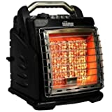 20,000 BTU Portable Infrared Heater with Tank