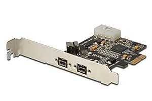 Assmann Electronic KONTROLER DIGITUS PCI Ex 2xFireWire 800 (zew) + 1xFireWire 800 (wew)