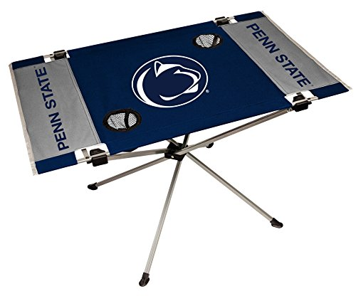 Ncaa Tailgating (NCAA Penn State Nittany Lions End Zone Tailgate Table, 31.5