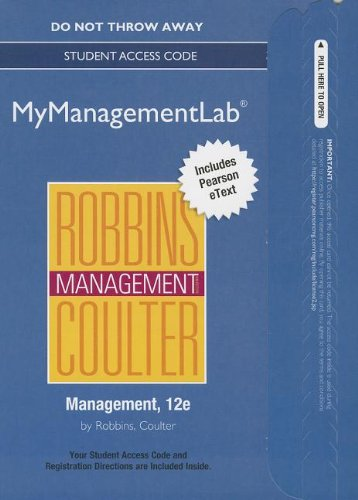 R Dan And Co Inc Download New Mymanagementlab With Pearson Etext