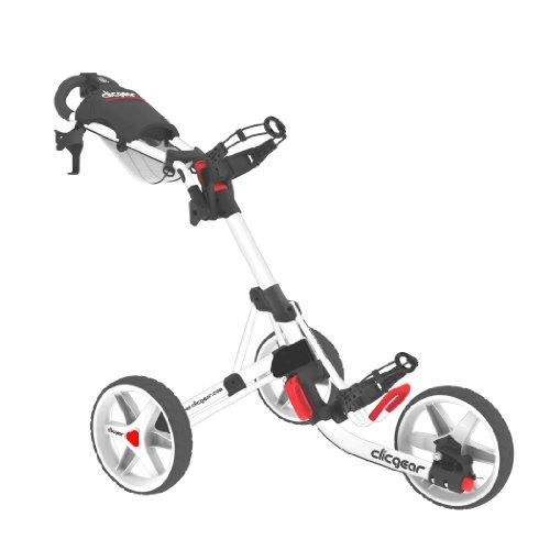Clicgear Model 3.5+ Golf Cart, Arctic/White