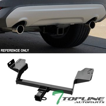 topline-autopart-class-3-iii-trailer-towing-hitch-mount-receiver-rear-bumper-utility-tow-kit-2-for-1