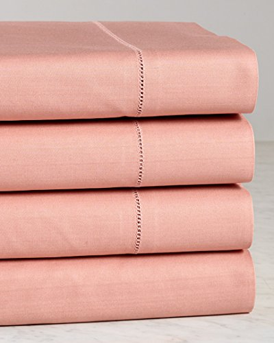 Notte by Bellino Percale Sheet Set, King ()