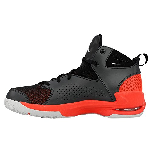 the best attitude 70f30 26fdb ... Nike Air Jordan Ace 23 Ii Basketbalschoenen Heren 644773-008 Zwart Pure  Platinum Infrared 23 ...