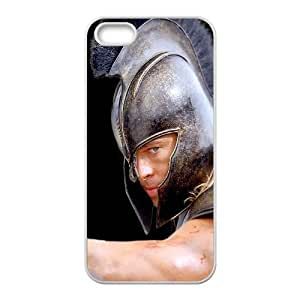 Achilles Troy Movie 7 iPhone 4 4s Cell Phone Case White 218y-908057