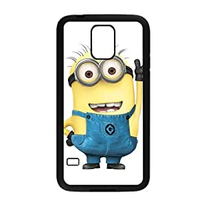 Lovely Minions Cell Phone Case for Samsung Galaxy S5