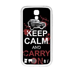 DAZHAHUI Keep Calm And Carry Brand New And Custom Hard Case Cover Protector For Samsung Galaxy S4