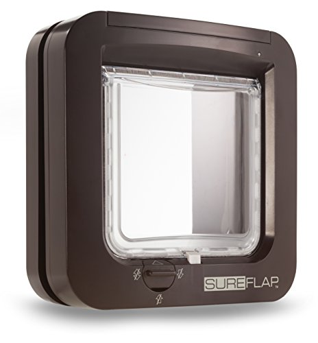 SureFlap Microchip Cat Door- Brown