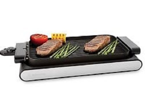 Wolfgang Puck Indoor Reversible Grill/Griddle BRGG0080