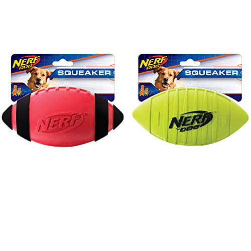 Nerf Dog Squeak Rubber