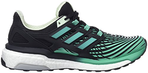 Mujer hiregr De Running Zapatillas aergrn Boost Adidas Energy cblack Negro Para BYq664x