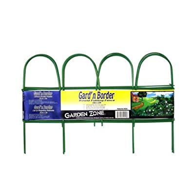 Origin Point 0 Gard'n Border Round Folding Fence