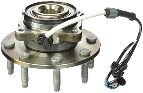 Front Hub Assembly - Timken SP580310 Wheel Bearing and Hub Assembly