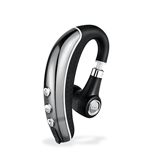 [New] Bluetooth Headset,Ansion Wireless Business Bluetooth 4.1 In Ear Earpiece...