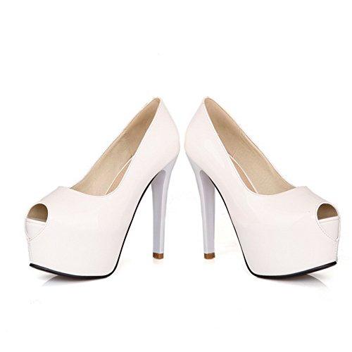 pour femme Blanc 1TO9 Sandales Sandales femme 1TO9 Blanc pour BURY166
