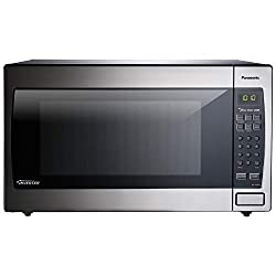 Image of the product Panasonic Microwave Oven that is listed on the catalogue brand of Panasonic. Scored with a 2.0 over 5.