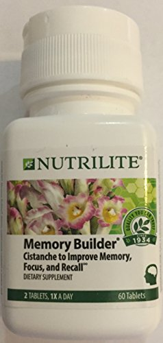 Nutrilite Builder Dietary Supplement Tablets product image