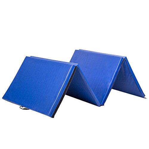 Thick Folding Panel Gymnastics Mat Gym Fitness Exercise Mat Best Massage