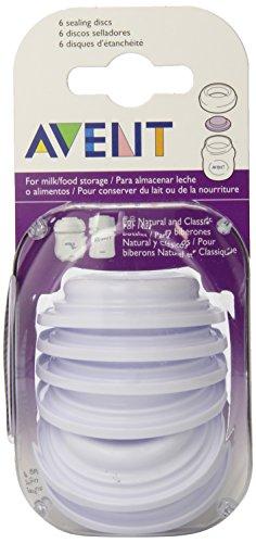 Philips AVENT BPA Свободный Классические Бутылка Уплотнительная Диски