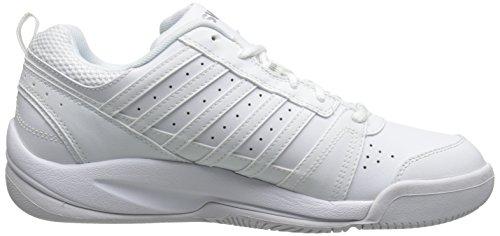 K-Swiss Damen Vendy II Sneaker Weiß (Weiß / Silber)
