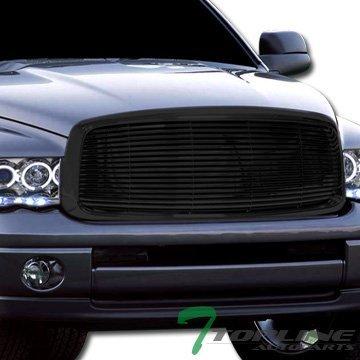 - UMS GL-DR02-BK Black DODGE RAM FRONT GRILLE