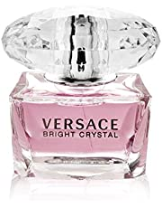 Versace Bright Crystal Eau de Toilette Spray for Women, 90ml