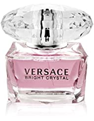Versace Bright Crystal Eau de Toilette Spray for Women, 3 Fl Oz